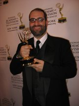 Chris Gallant Emmy