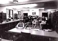 Convent Library - Early Classroom