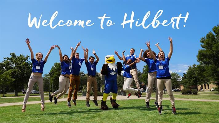 Welcome to Hilbert