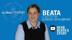 Alumni Stories - Beata Thumbnail