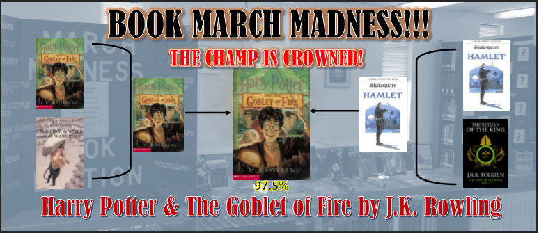 final book march mad