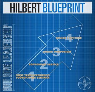 Leadership hilbert college hilbert blueprint building leadership malvernweather Images