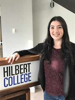 Hilbert College Student Awarded Collegiate Sales Marketing Scholarship