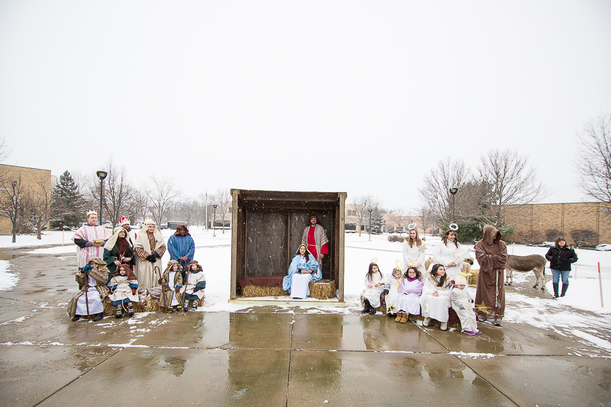 Live Nativity from 2016