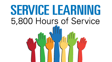 Service Learning hours