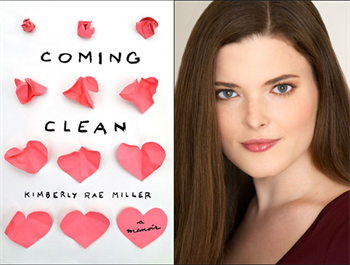 Kimberly Rae Miller author of Coming Clean