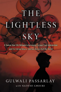 The Lightless Sky book cover