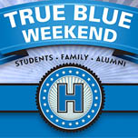 True Blue weekend