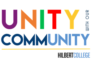 Unity with our Community logo