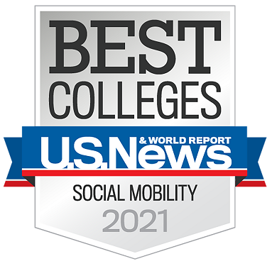 US News Rankings Badge 2021