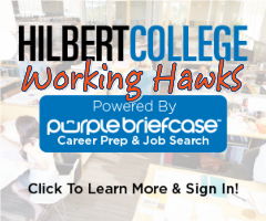 Hilbert College Working Hawks
